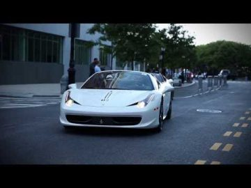 Ferrari NYC Event 8/24/13