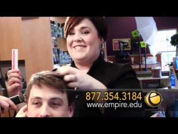 Empire Beauty Schools TV Spot